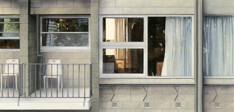 3 Next Door, study_1200